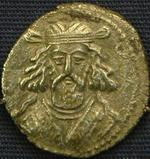 Coin of the Parthian king Phraates II.
